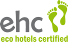 Eco Hotels Certified Logo
